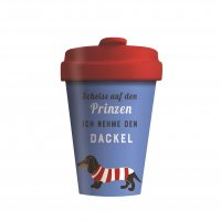 "Bamboo Cup ""Kein Prinz"" Chic.Mic"