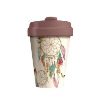 "Bamboo Cup ""Dreamcatcher"" Chic.Mic"