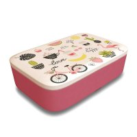 "Bamboofriends Lunchbox ""Pretty Little Things"" Chic.Mic"