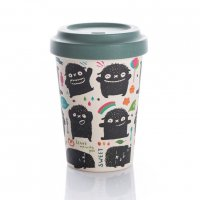 Chic Mic Bamboo Cup Monster