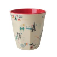 "Rice Melamin Becher ""Paris"""