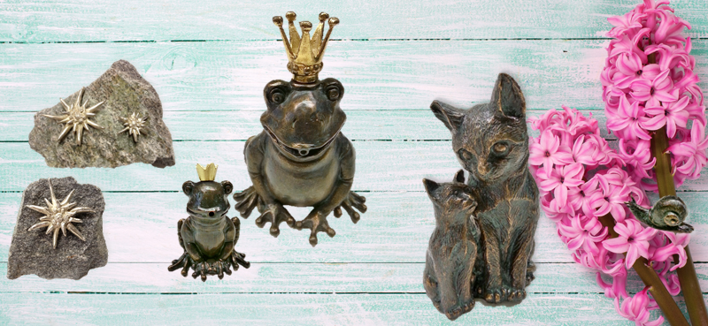 Rottenecker Bronze Frosch & Co
