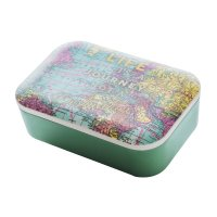 "Bamboofriends Lunchbox ""Map"" Chic.Mic"
