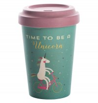 "Bamboo Cup ""Time for Unicorns"" Chic.Mic"