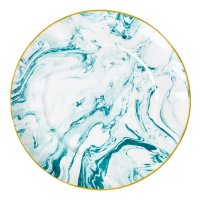 Rice Everyday Magic Porzellan Dinner Plate Marble Jade
