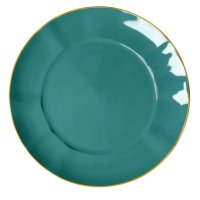 Rice Everyday Magic Dinner Plate Jade