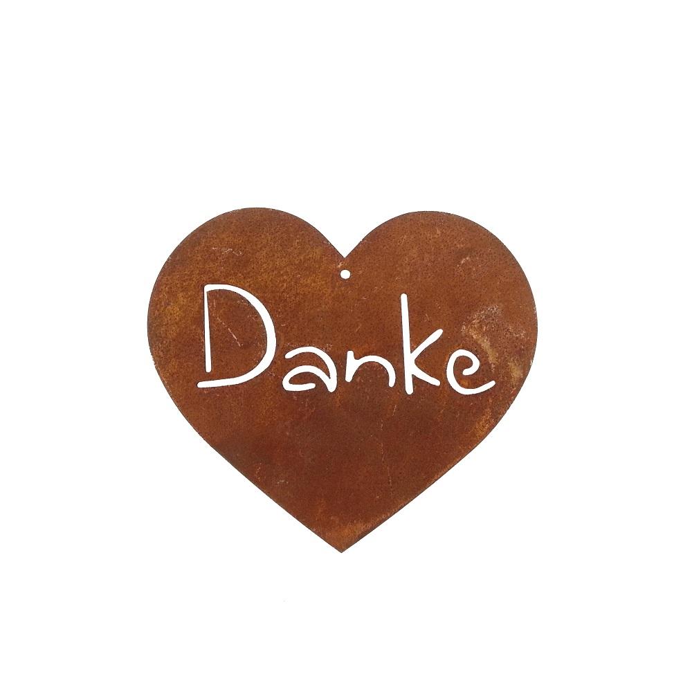 Kunstschmiede neumeier burgau rost deko for Deko herz rost